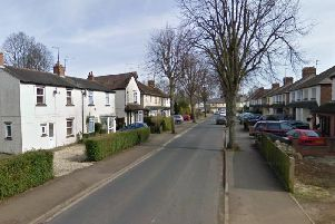 Police investigated after smelling cannabis on Easington Road. Photo: Google