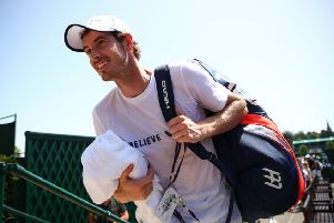 Could the next Andy Murray be in Banburyshire? Photo: Getty Images
