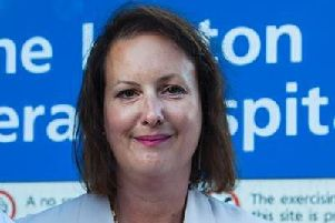 Banbury MP Victoria Prentis