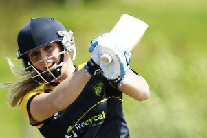 Laura Crofts who will be completing 20,000 runs for charity. NNL-190729-162113001