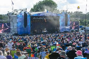 Cropredy Convention started on Thursday