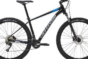 This bike is similar to the one stolen last Monday. Can you help locate it?