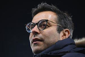 Leeds United owner Andrea Radrizzani.
