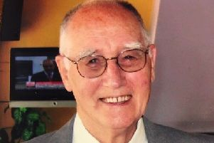 Neville Halford, who served as a police officer and was a member of several Banbury organisations has died, aged 90. NNL-191009-114714001
