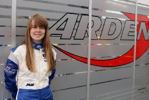Abbie Munro completes Arden's F4 line-up for final three events