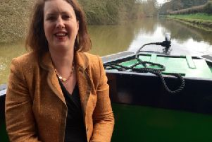 Victoria Prentis MP wants work on HS2 line to be halted NNL-160305-105903001