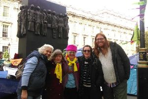 Banbury XR group members in London
