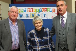 Tribute to Bedford teacher has has retired after 39 years