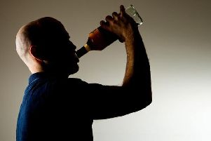Drinking in excess increased in middle aged people
