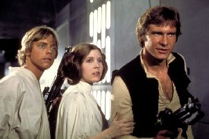 Unlike most popular motion pictures (e.g. The Godfather, The Avengers, Snakes On A Plane_ the Star Wars franchise has also become a religion for some