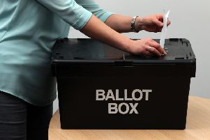 Who will be the next Mayor of Bedford?