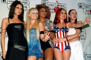 The Spice Girls come to Bedfordshire ahead of their UK tour