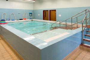 Bedford Hydrotherapy Pool