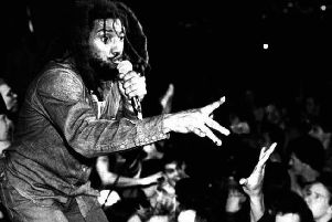 Bad Brains star H.R to play Bedford show