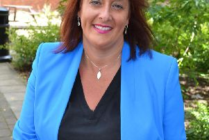 Karen is the new vice principal of The Bedfordshire College Group