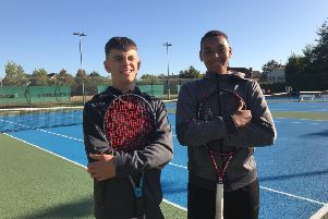 A year of free tennis in Bedford for all the family