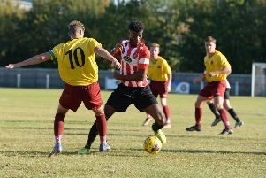 Kempston are without a win since their 4-0 victory over Wantage on August 31 EMN-190925-141041002