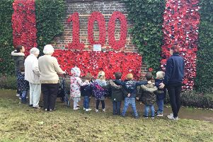 Tring and Berkhamsted remember wartime fallen