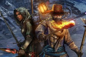 Outward is out now on PS4, XB1 and PC