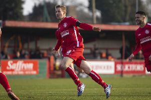 Tudors' captain Jordan Parkes is leaving Vauxhall Road.