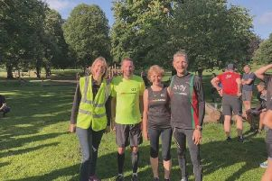 Gade Valley Harriers Helen Heathcote, Gareth Tucker, Helen Cook and Andy Cook were all in action at various events over the past week.