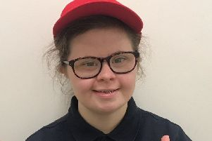 Berkhamsted Swimming Club's Ciara McKenna has been selected to represent the Great Britain Down-Syndrome team in the European Championships in Sardinia.