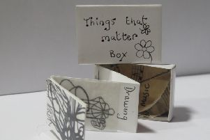 Hertfordshire hospice thinks outside the box