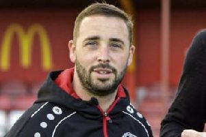 Hemel Hempstead Town boss Sammy Moore returned to his former club Concord Rangers on Saturday.