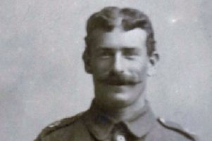 Sapper William James Ball was identified thanks to a museum volunteer's help