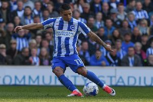 Anthony Knockaert. Picture by Phil Westlake (PW Sporting Photography)