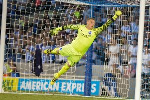 David Stockdale. Picture by Phil Westlake (PW Sporting Photography)