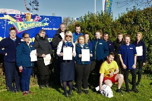 Dozens of Pontins have been dismissed from work over disputed claims of 'gross misconduct'. Photo by Sid Saunders.