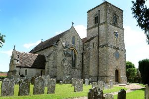St Mary's Church, Storrington