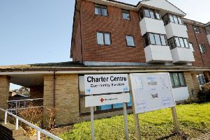 The See Haven Club, which meets at the Charter Centre in Bexhill is one of the support groups facing closure.