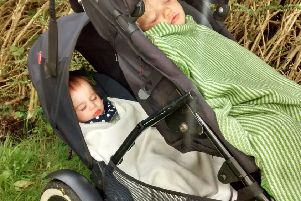 Outdoor naps at Paddock Cottage Childcare. Pic: Hannah RosalieOutdoor naps at Paddock Cottage Childcare. Pic: Hannah Rosalie