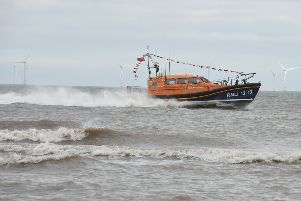Stock photo of lifeboat