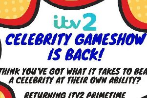 Wanted: Sussex participants for celebrity gameshow