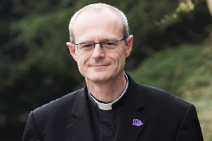 Concern: Bishop Mark Sowerby