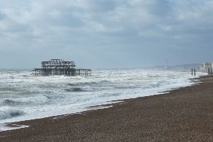 People are warned to stay away from the sea while intoxicated