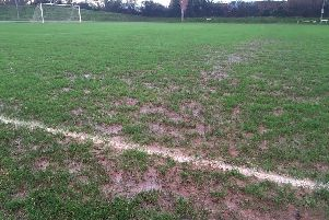 A familiar sight across non-league grounds at this time of year