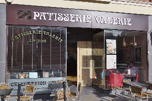 Patisserie Valerie is closing 71 of its stores