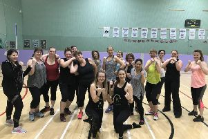 Piloxing participants from last year's Fit Mix SUS-190115-143724001