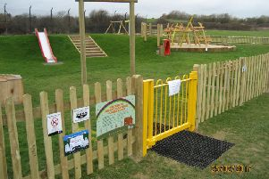 Sophie's Play Space, Hastings, is one of the playgrounds undergoing refurbishment