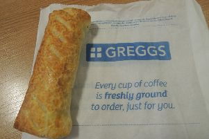 Greggs vegan sausage rolls now available in Hastings