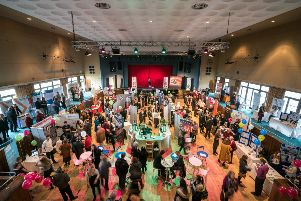 The Bexhill Jobs & Apprenticeships Fair is always a popular event. Photo courtesy of Simon Newbury