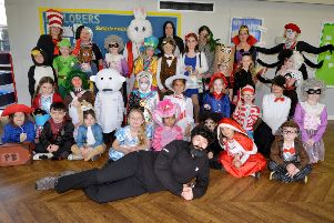World Book Day at St Leonards CEP Academy