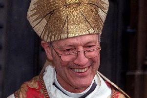 Bishop Peter Ball was jailed for sexual offences. Picture: SWNS