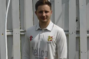 Jake Woolley made 62 in Hastings Priory's victory at home to Bognor Regis