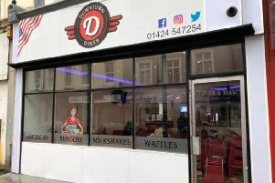 Downtown American Diner will be opening on Friday