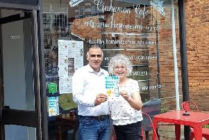 Bexhill businesses get on board with new water refilling initiative